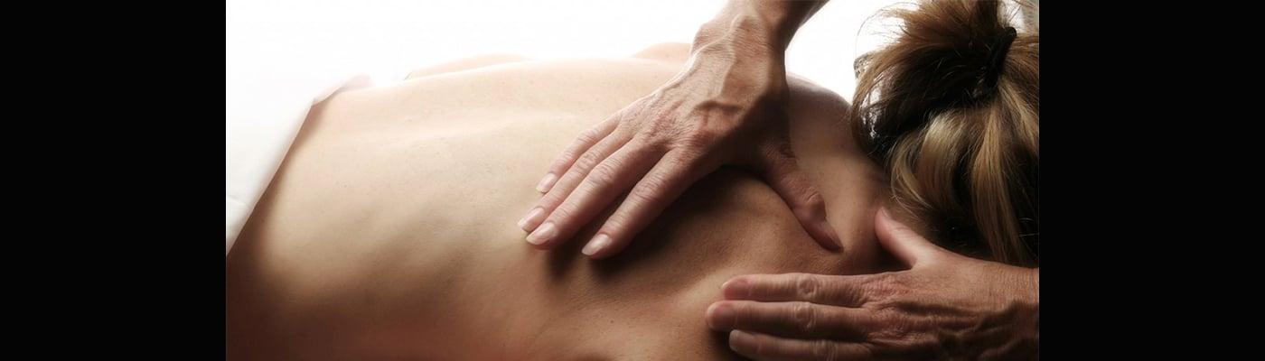 massage header - expanded black