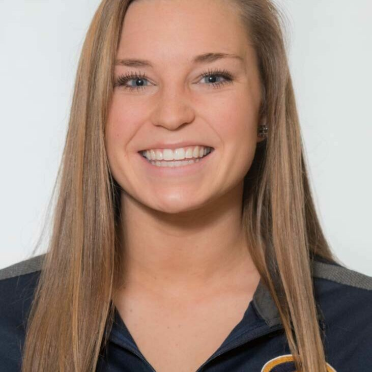Tori Erickson, Gymnastics Team Member 1718.